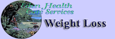 Eden's Weight Loss Page